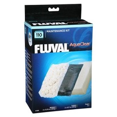 Products tagged with Aquaclear 110 Filter Media Kit