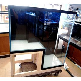 Aquarium Illusions Drop Down Tank by Aquarium Illusions