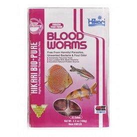 Hikari Hikari Frozen Blood Worms 4 oz