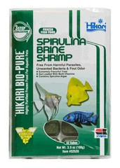 Products tagged with Hikari Spirulina Brine Shrimp 3.5oz