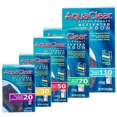 Products tagged with AquaClear 30 Activated Carbon