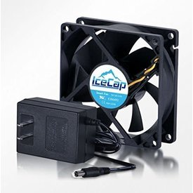 "Icecap 3"" Smart Fan"