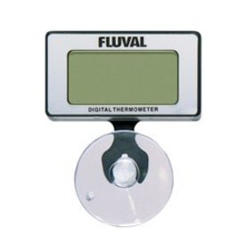 Fluval Fluval Celcius Digital Aquarium Thermometer with Suction Cup