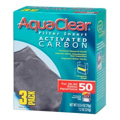 Products tagged with Aquaclear 50 Filter Media Kit