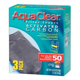 Fluval Aquaclear 50 Filter Media Kit