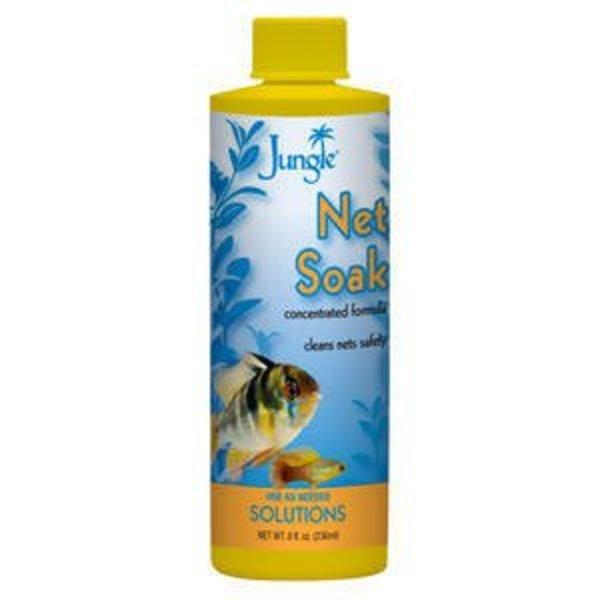 Jungle Net Soak Prep