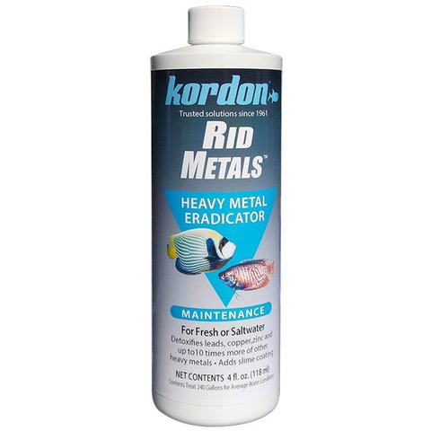Kordon Rid-Metal 4 oz