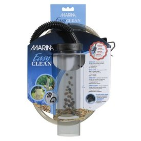 "Marina Marina Easy Clean Small Aquarium Gravel Cleaner - 25 cm (10"")"