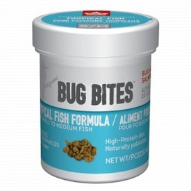 Nutrafin Nutrafin Bug Bites Tropical Formula - Small to Medium - 0.7-1.0 mm granules - 45 g