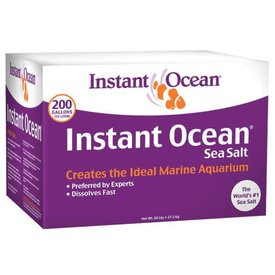 Instant Ocean Instant Ocean 200 Gallon Salt Box