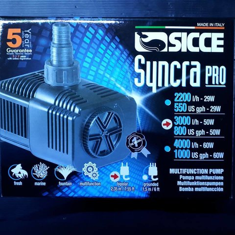 Sicce Syncra Pro 800gph