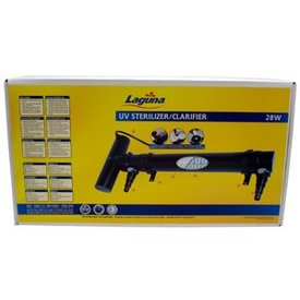 laguna Laguna UV Sterilizer/Clarifier - 28 W - For ponds up to 7570 L (2000 U.S. gal)