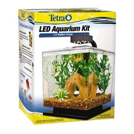 Tetra LED Aquarium Cube 1.5 Gallon