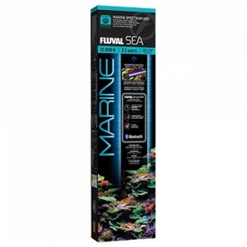 Fluval FLUVAL SEA MARINE SPECTRUM BLUETOOTH LED, 32W, 24 IN. X 36 IN