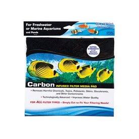 Penn Plax Penn Plax 10 x 18 Cut to Fit Carbon Pad