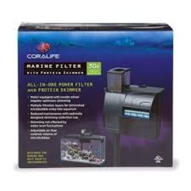 Energy Savers Unlimited Coralife Marine Filter with Skimmer