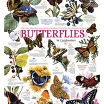 - COBBLE HILL BUTTERFLY COLLECTION PUZZLE 1000PC.