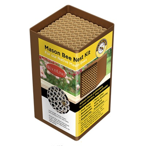 - WOODLINK REPLACEMENT NATIVE BEE FIBERBOARD NESTING TUBE