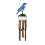 - COHASSET GIFTS BLUEBIRD BAMBOO WIND CHIME