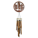 - COHASSET GIFTS FOREST TREES  BAMBOO WIND CHIME