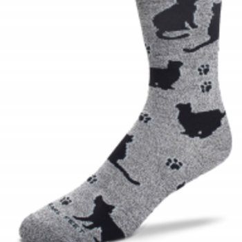 - FOR BARE FEET CAT SILHOUETTE MEDIUM