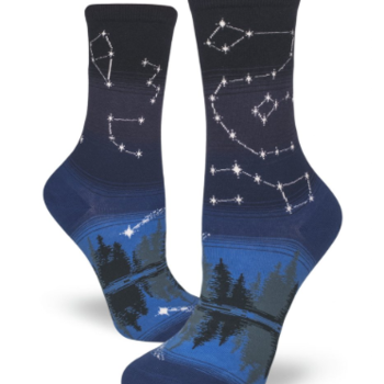 - MODSOCK CONSTELLATIONS INTO THE BLUE CREW SOCKS
