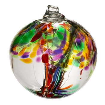 "- KITRAS TREE OF ENCHANTMENT 6"" BALL LIFE"