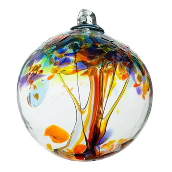 "- KITRAS TREE OF ENCHANTMENT 6"" BALL HAPPINESS"