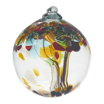 "- KITRAS TREE OF ENCHANTMENT 6"" BALL LUCK"