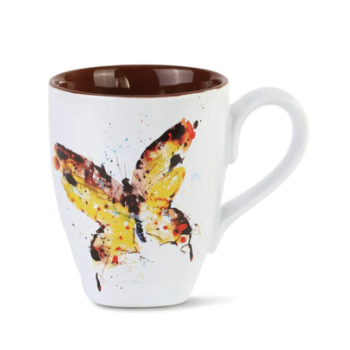- DEMDACO SWALLOWTAIL COFFEE MUG 16OZ