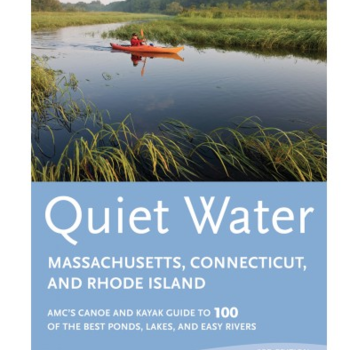 - AMC QUIET WATER 3RD EDITION: MASSACHUSETTS, CONNECTICUT & RHODE ISLAND