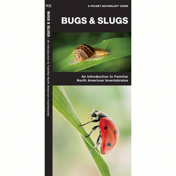 - POCKET NATURALIST: BUGS & SLUGS FOLDING GUIDE