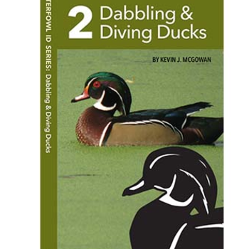 - CORNELL WATERFOWL ID SERIES 2: DABBLING & DIVING DUCKS FOLDING GUIDE