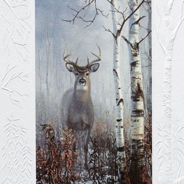 - PUMPERNICKEL PRESS BIRTHDAY CARD BIRCH BUCK