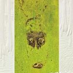 - PUMPERNICKEL PRESS BELATED BIRTHDAY CARD GATOR IN DUCKWEED