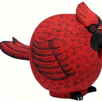 - SONGBIRD ESSENTIALS BOBBO CARDINAL GORD-O BIRDHOUSE