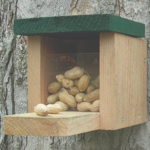 - SONGBIRD ESSENTIALS SQUIRREL FEEDER SNACK BOX