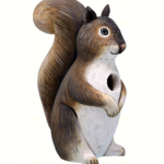 - SONGBIRD ESSENTIALS BOBBO SQUIRREL BIRDHOUSE
