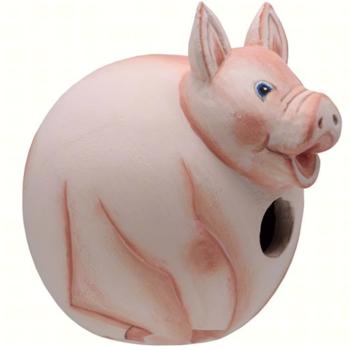 - SONGBIRD ESSENTIALS BOBBO PIG GOURD-O BIRDHOUSE
