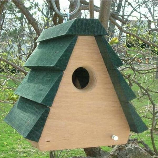 - SONGBIRD ESSENTIALS A-FRAME WREN HOUSE