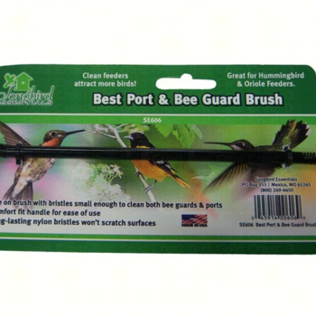- SONGBIRD ESSENTIALS BEST PORT AND BEE GUARD BRUSH