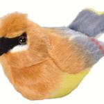 - WILD REPUBLIC AUDUBON BIRDS CEDAR WAXWING