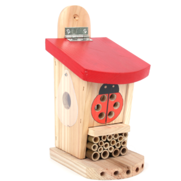 -LADYBIRD INSECT LODGE