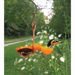 -COPPER ORIOLE FRUIT & JELLY FEEDER SINGLE CUP SONGBIRD ESSENTIALS SEHHORFJ