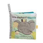 - DOUGLAS CUDDLE TOYS SOFT ELEPHANT ACTIVITY BOOK