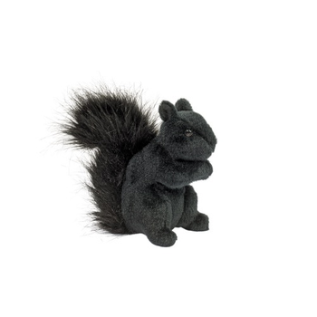- DOUGLAS CUDDLE TOYS HI-WIRE BLACK SQUIRREL