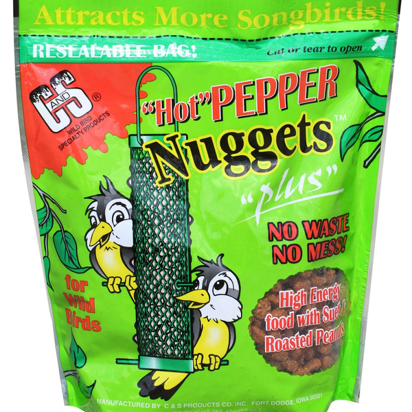-C&S HOT PEPPER NUGGETS  CS6107