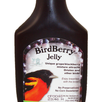 -BIRDBERRY JELLY