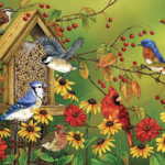 - COBBLE HILL FALL FEAST PUZZLE 275 PC