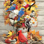 - COBBLE HILL FALL HARVEST PUZZLE 500PC